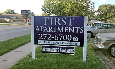 The First Apartments, 1