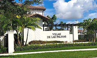 Villas de las Palmas, 1