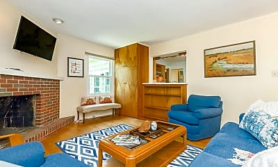 Living Room, 305 W 96th Terrace, 1