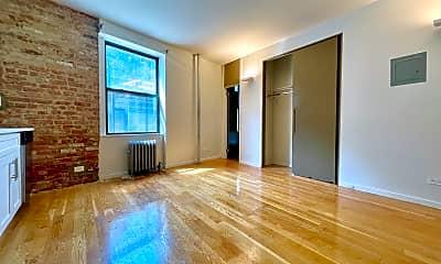Living Room, 580 St Nicholas Ave 1-S, 1