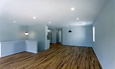Living Room, 183 Clerk St 2, 1