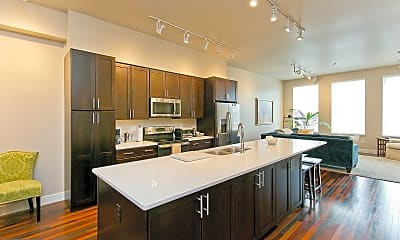 Kitchen, 122 N Loudoun St 301, 1