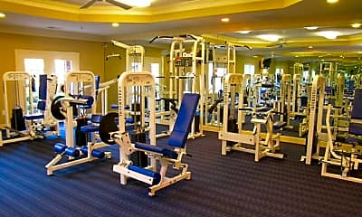 Fitness Weight Room, 5100 Abbotts Bridge Road, 1