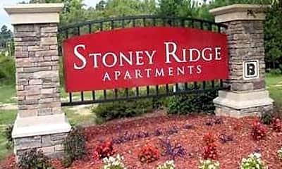 Community Signage, Stoney Ridge, 1