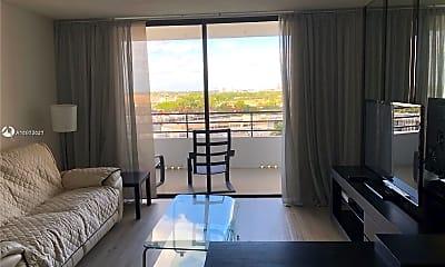 Living Room, 500 Three Islands Boulevard 808, 0