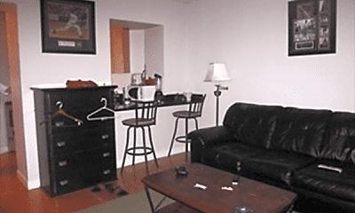 Living Room, 56 Beach St, 1