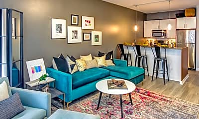Living Room, The Sheffield SoNo, 1