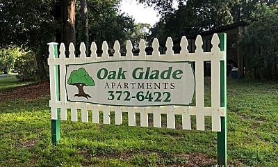 Oak Glade Apartments, 1