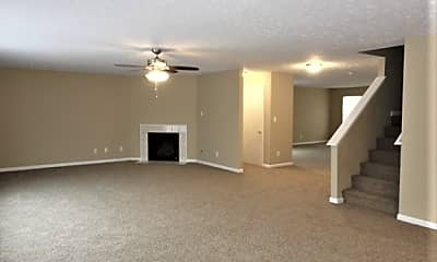 Living Room, 6419 Greenspire Place, 1