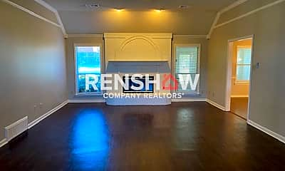 Living Room, 724 Fletcher Rd, 1