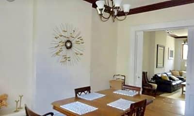 Dining Room, 298 Lark St, 1