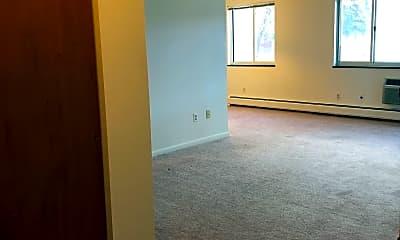 Living Room, Titus Villa Apartments, 2