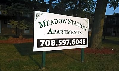 Meadow Station Apartments, 1