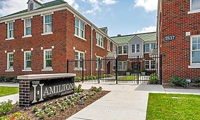 Building, 2837 Hemphill St 204, 0