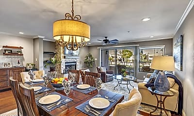 Dining Room, 10080 E Mountainview Lake Dr 266, 1