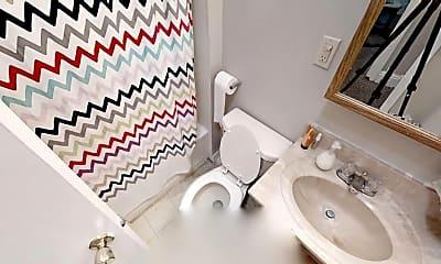 Bathroom, 424 N State St, 2