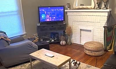 Living Room, 441 Park Ave 1, 2
