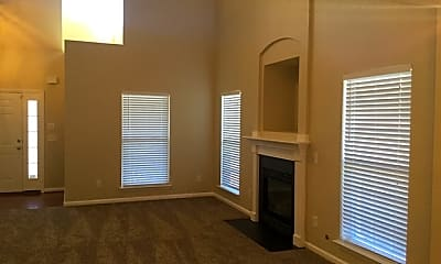 Living Room, 7472 Riverland Drive, 1