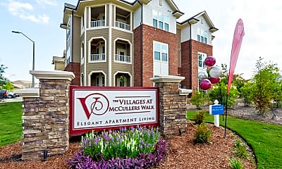 Community Signage, The Villages at McCullers Walk Apartments, 2