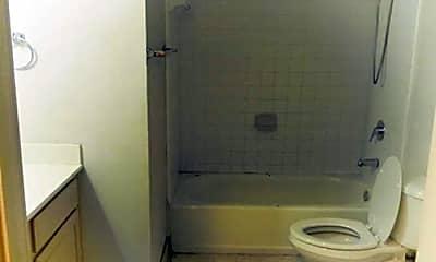 Bathroom, Mesquite Lofts, 2