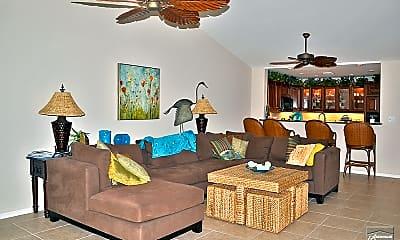 Living Room, 5635 Turtle Bay Dr, 1