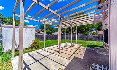 Patio / Deck, 3405 Ivanhoe Ln, 2