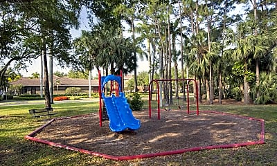 Playground, The Reserve and The Park at Riverbridge, 2