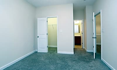 Bedroom, Summerlyn Cottages, 2