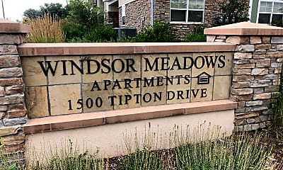 Windsor Meadows Apartments Phase Ii, 1