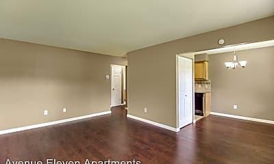 Living Room, 315 E Eleven Mile Rd, 2