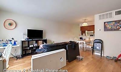 Living Room, 2207 Leon #106, 2