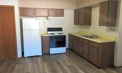 Kitchen, 909 Genrich St, 1