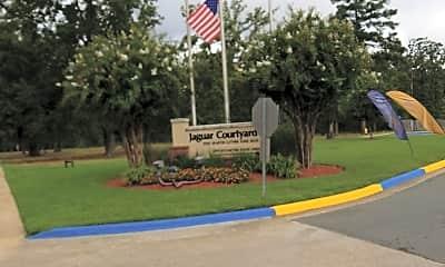 Jaguar Courtyard, 1