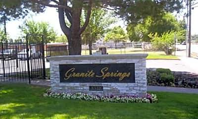 Granite Springs, 1