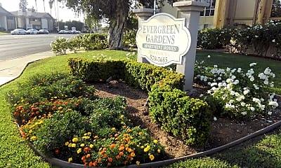 Evergreen Gardens, 1