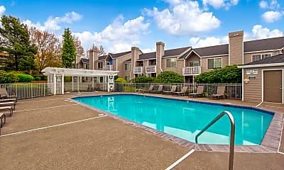 Pool, Creekside at Tanasbourne, 0