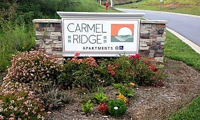Carmel Ridge Apartments, 1
