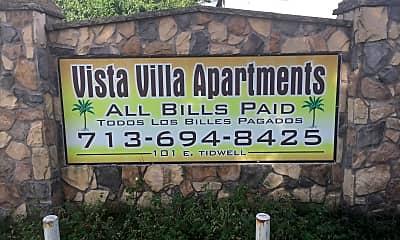Vista Villa, 1