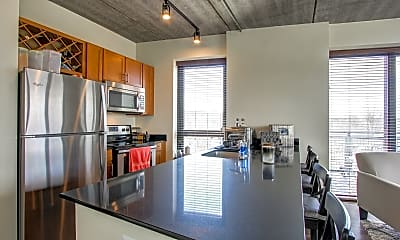 Kitchen, 618 South Main, 1