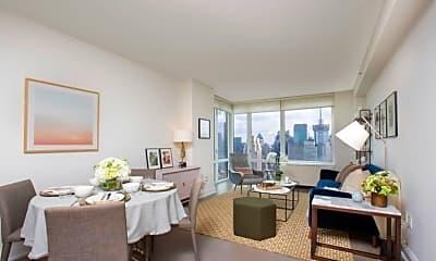 Living Room, 124 W 31st St, 1