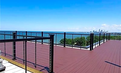 Patio / Deck, 11720 Edgewater Dr 1006, 1