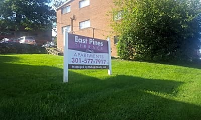 East Pines Terrace, 1