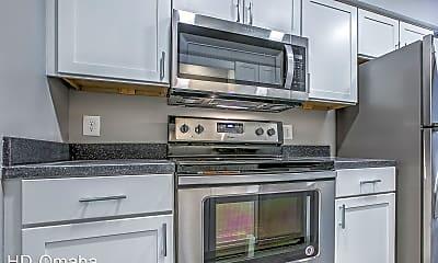 Kitchen, 534-542 Park Avenue, 1