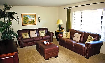 Living Room, 1402 E Guadalupe Rd 107, 0