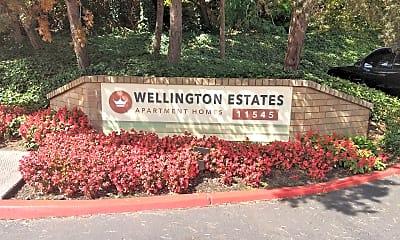 Wellington Estates, 1