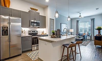 Kitchen, Jefferson Landmark, 0
