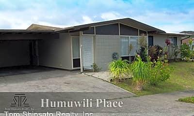 Building, 1455 Humuwili Pl, 0