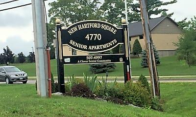 New Hartford Square Senior Apartments, 1