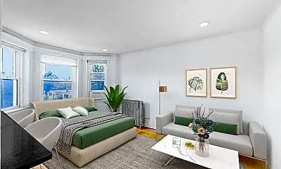 Living Room, 40 Queensberry Street, Unit 21, 0