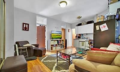 Living Room, 416 E 71st St, 0